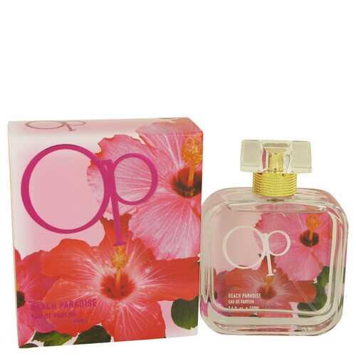 Beach Paradise by Ocean Pacific Eau De Parfum Spray 3.4 oz (Women)
