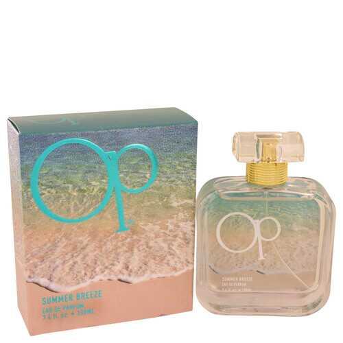 Summer Breeze by Ocean Pacific Eau De Parfum Spray 3.4 oz (Women)