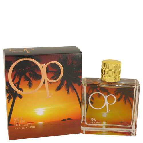 Ocean Pacific Gold by Ocean Pacific Eau De Toilette Spray 3.4 oz (Men)