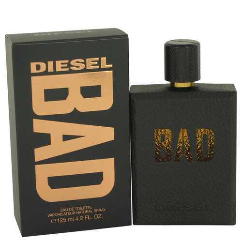 Diesel Bad by Diesel Eau De Toilette Spray 4.2 oz (Men)