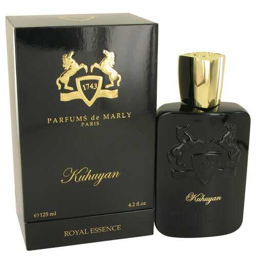 Kuhuyan by Parfums de Marly Eau De Parfum Spray (Unisex) 4.2 oz (Women)