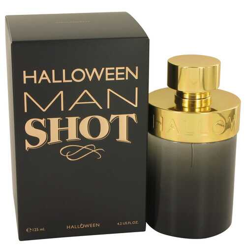 Halloween Man Shot by Jesus Del Pozo Eau De Toilette Spray 4.2 oz (Men)