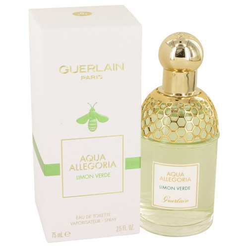 AQUA ALLEGORIA Limon Verde by Guerlain Eau De Toilette Spray 2.5 oz (Women)