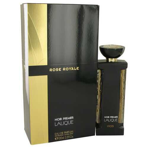 Rose Royale by Lalique Eau De Parfum Spray 3.3 oz (Women)