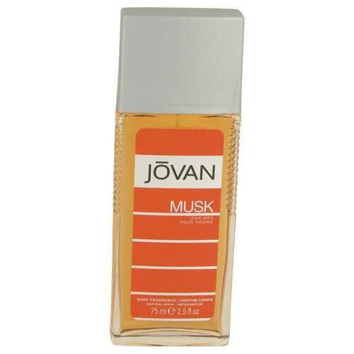 JOVAN MUSK by Jovan Body Spray 2.5 oz (Men)