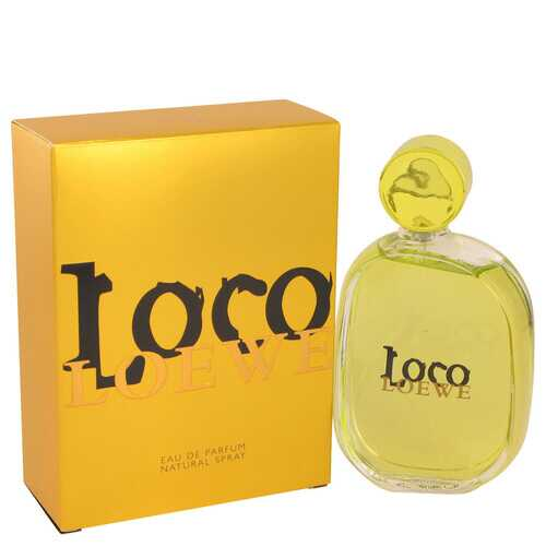 Loco Loewe by Loewe Eau De Parfum Spray 1.7 oz (Women)