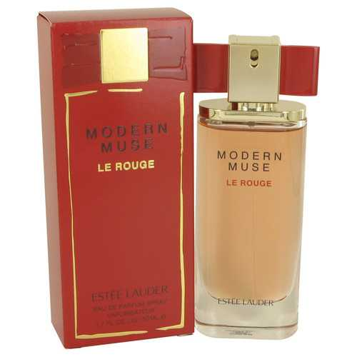 Modern Muse Le Rouge by Estee Lauder Eau De Parfum Spray 1.7 oz (Women)