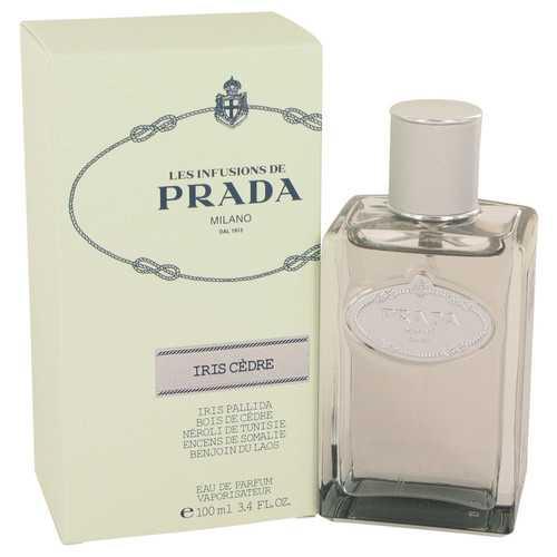 Prada Infusion D'Iris Cedre by Prada Eau De Parfum Spray (Unisex) 3.4 oz (Women)