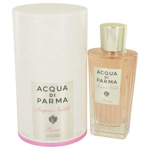 Acqua Di Parma Rosa Nobile by Acqua Di Parma Eau De Toilette Spray 4.2 oz (Women)