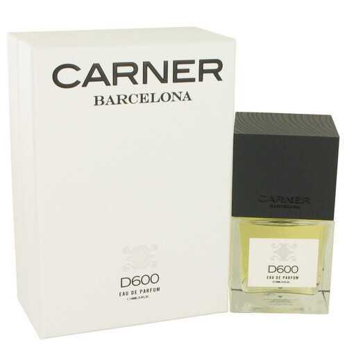D600 by Carner Barcelona Eau De Parfum Spray 3.4 oz (Women)