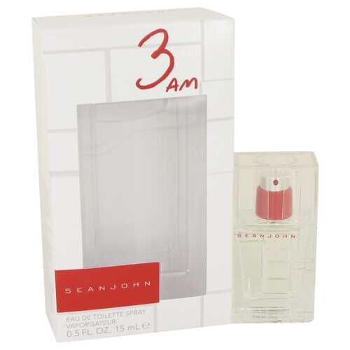 3am Sean John by Sean John Eau De Toilette Spray .5 oz (Men)