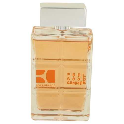 Boss Orange Feel Good Summer by Hugo Boss Eau DeToilette Spray (Tester) 3.3 oz (Men)