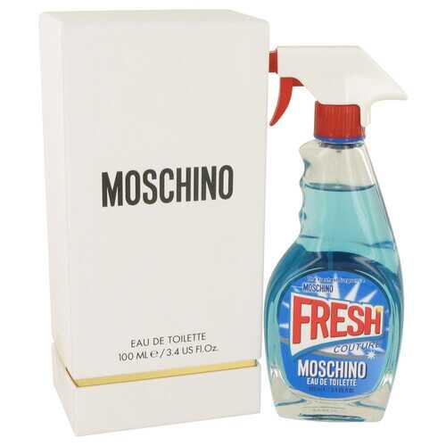 Moschino Fresh Couture by Moschino Eau De Toilette Spray 3.4 oz (Women)