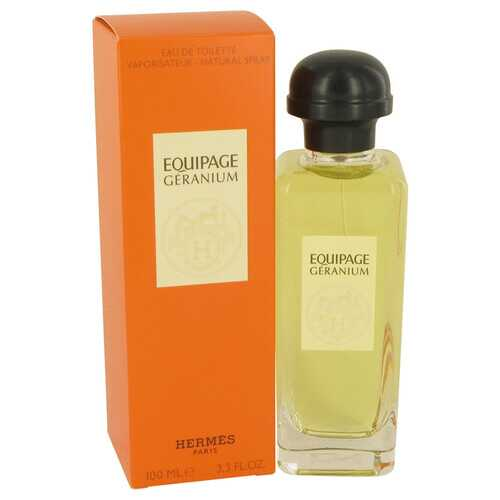 Equipage Geranium by Hermes Eau De Toilette Spray 3.3 oz (Women)