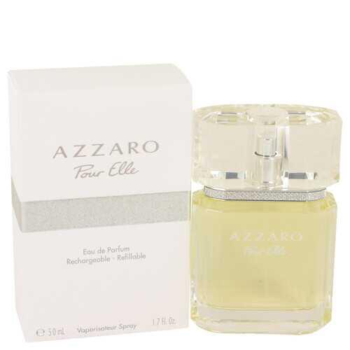 Azzaro Pour Elle by Azzaro Eau De Parfum Refillable Spray 1.7 oz (Women)