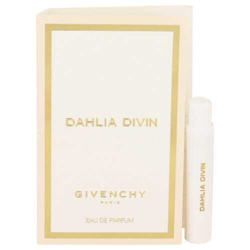 Dahlia Divin by Givenchy Vial (sample EDP) .03 oz (Women)