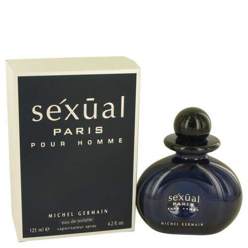 Sexual Paris by Michel Germain Eau De Toilette Spray 4.2 oz (Men)