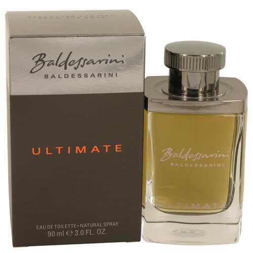 Baldessarini Ultimate by Hugo Boss Eau De Toilette Spray 3 oz (Men)