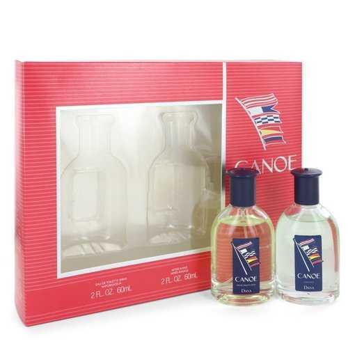 CANOE by Dana Gift Set -- 2 oz Eau De Toilette Spray + 2 oz After Shave (Men)