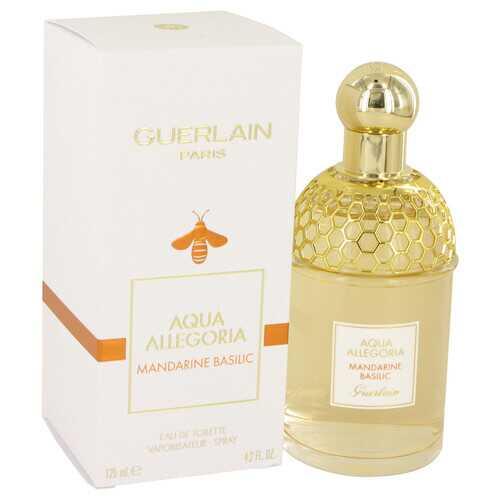 AQUA ALLEGORIA Mandarine Basilic by Guerlain Eau De Toilette Spray 4.2 oz (Women)