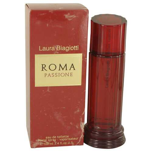 Roma Passione by Laura Biagiotti Eau De Toilette Spray 3.4 oz (Women)