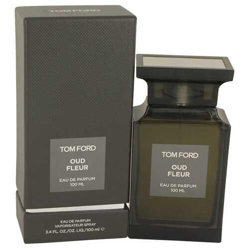 Tom Ford Oud Fleur by Tom Ford Eau De Parfum Spray (Unisex) 3.4 oz (Men)