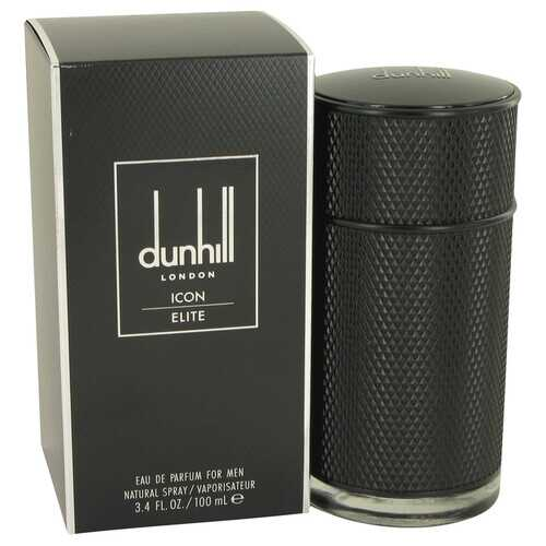 Dunhill Icon Elite by Alfred Dunhill Eau De Parfum Spray 3.4 oz (Men)
