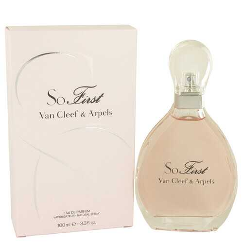 So First by Van Cleef & Arpels Eau De Parfum Spray 3.3 oz (Women)