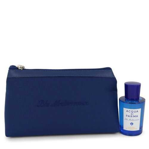 Blu Mediterraneo Cedro Di Taormina by Acqua Di Parma Gift Set -- 2.5 oz Eau De Toilette Spray (Unisex) in Bag (Women)