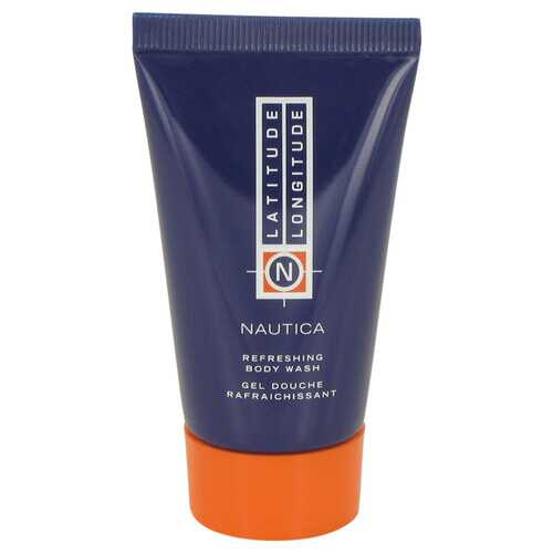 LATITUDE LONGITUDE by Nautica Body Wash Shower Gel 1 oz (Men)