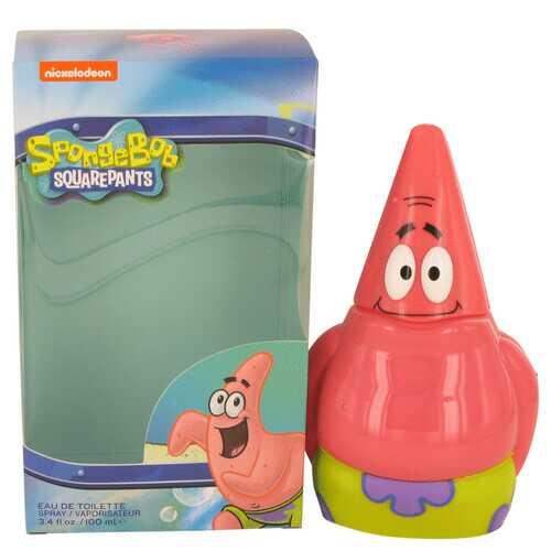 Spongebob Squarepants Patrick by Nickelodeon Eau De Toilette Spray 3.4 oz (Men)