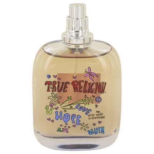 True Religion Love Hope Denim by True Religion Eau De Parfum Spray (Tester) 3.4 oz (Women)