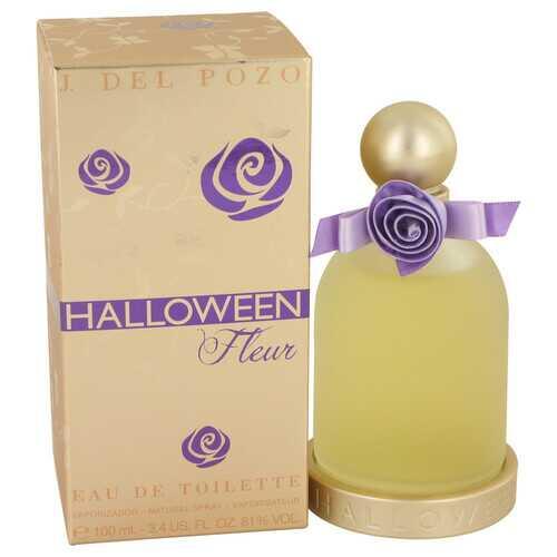 Halloween Fleur by Jesus Del Pozo Eau De Toilette Spray 3.4 oz (Women)
