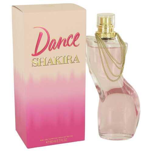 Shakira Dance by Shakira Eau De Toilette Spray 2.7 oz (Women)