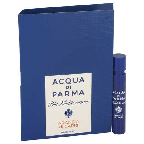 Blu Mediterraneo Arancia Di Capri by Acqua Di Parma Vial (sample) .04 oz (Women)