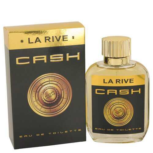 La Rive Cash by La Rive Eau De Toilette Spray 3.3 oz (Men)