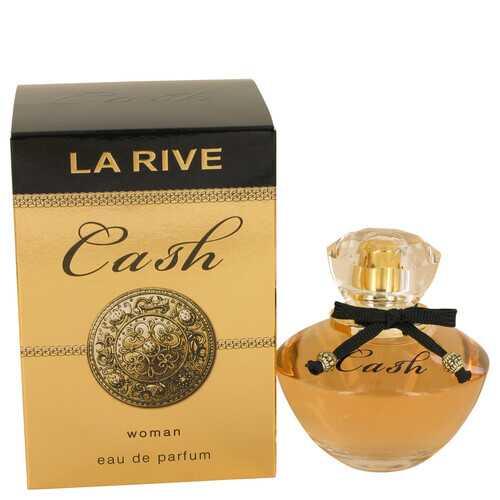 La Rive Cash by La Rive Eau De Parfum Spray 3 oz (Women)