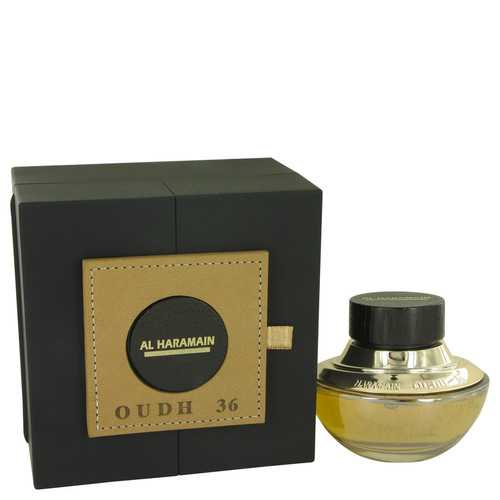 Oudh 36 by Al Haramain Eau De Parfum Spray (Unisex) 2.5 oz (Men)