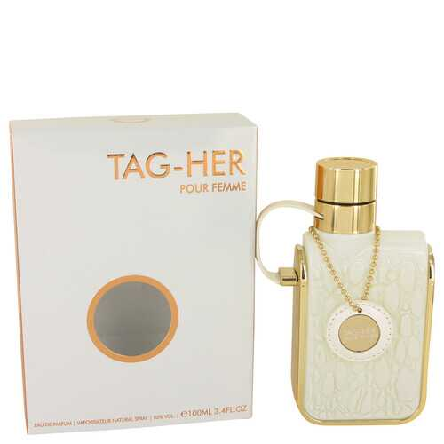 Armaf Tag Her by Armaf Eau De Parfum Spray 3.4 oz (Women)