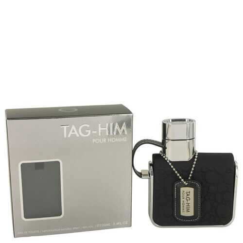 Armaf Tag Him by Armaf Eau De Toilette Spray 3.4 oz (Men)