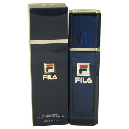 Fila by Fila Eau De Toilette Spray 3.4 oz (Men)