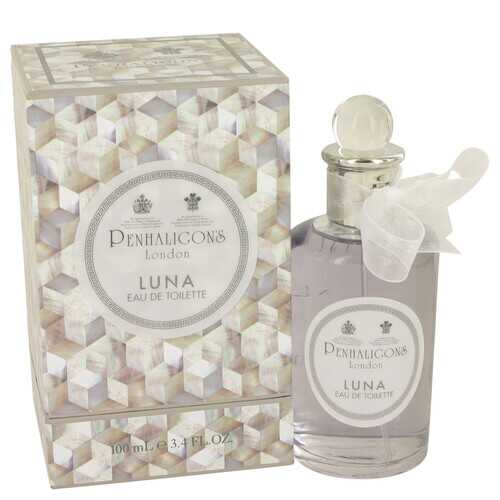 Luna by Penhaligon's Eau De Toilette Spray (Unisex) 3.4 oz (Women)