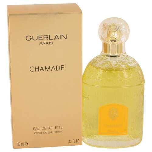 CHAMADE by Guerlain Eau De Toilette Spray 3.3 oz (Women)