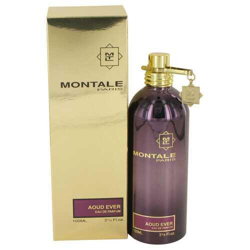 Montale Aoud Ever by Montale Eau De Parfum Spray (Unisex) 3.4 oz (Women)