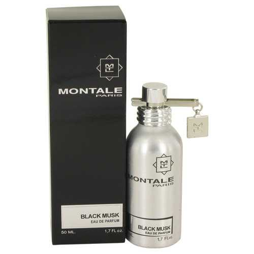 Montale Black Musk by Montale Eau De Parfum Spray (Unisex) 1.7 oz (Women)