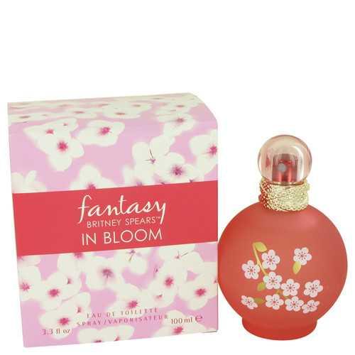Fantasy In Bloom by Britney Spears Eau De Toilette Spray 3.3 oz (Women)