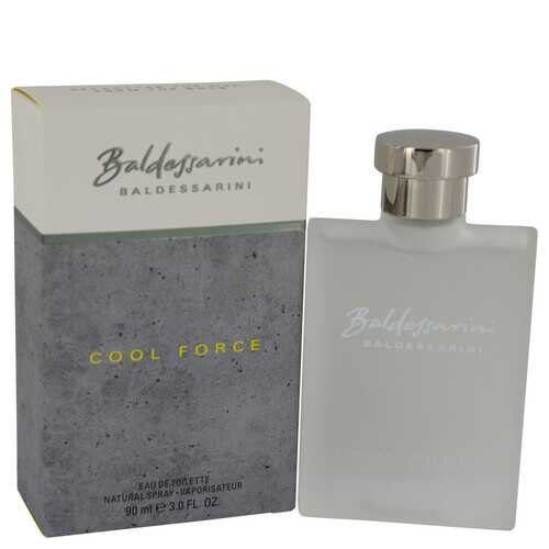 Baldessarini Cool Force by Hugo Boss Eau De Toilette Spray 3 oz (Men)