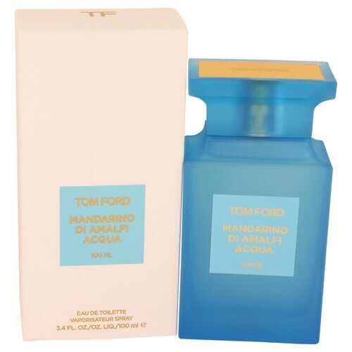 Tom Ford Mandarino Di Amalfi Acqua by Tom Ford Eau De Toilette Spray 3.4 oz (Women)