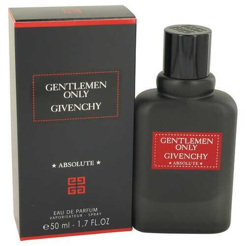 Gentlemen Only Absolute by Givenchy Eau De Parfum Spray 1.7 oz (Men)