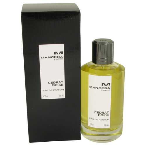 Mancera Cedrat Boise by Mancera Eau De Parfum Spray (Unisex) 4 oz (Women)